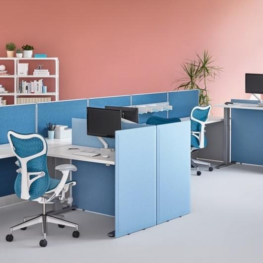 Mobiliario- Escritorio Motia / Herman Miller