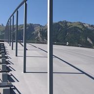 Sistema para protección de cerramientos metálicos