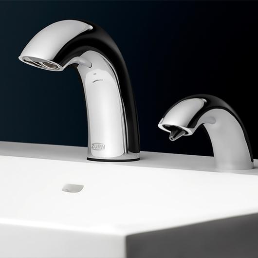 Sensor Faucet Aqua Fit 174 Serio Series From Zurn