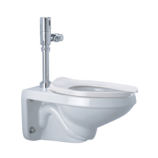 High Efficiency Sensor Wall Hung Toilet System - EcoVantage®