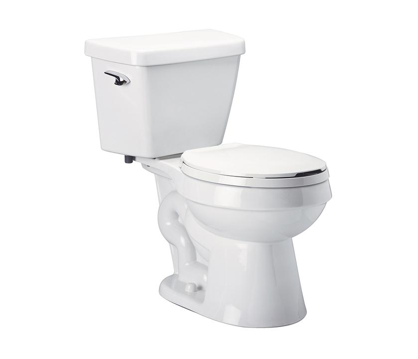 High Efficiency Two-Piece Toilet - EcoVantage®