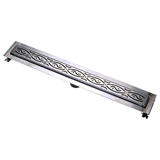 Decorative Linear Shower Drain