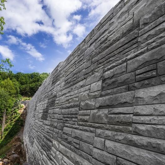 Sistema Arquitectónico de Pared - Increte Stone Crete