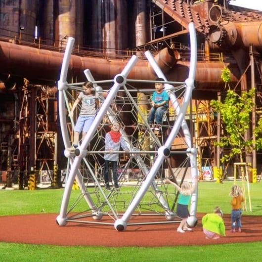 Torres de Juego - DNA Towers Berliner® / UrbanPlay