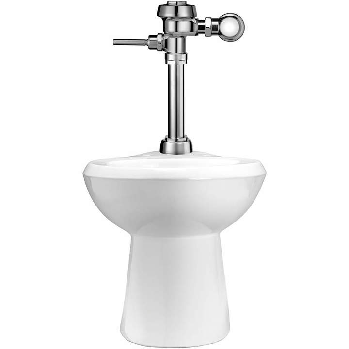 Inodoro con lavabo integrado elegant lavabo sobre for Fluxometro roca