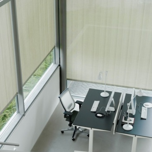 Cortinas y Persianas Roller Quantum / Hunter Douglas Window Covering