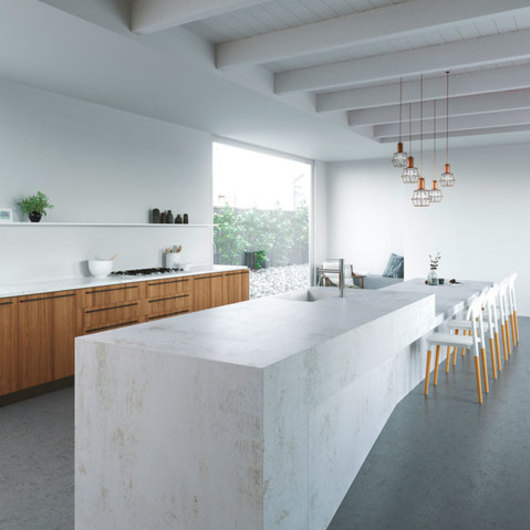 Superficies Dekton® - Industrial Collection