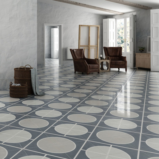 Floor Tiles - Encaustic 2.0 / Apavisa