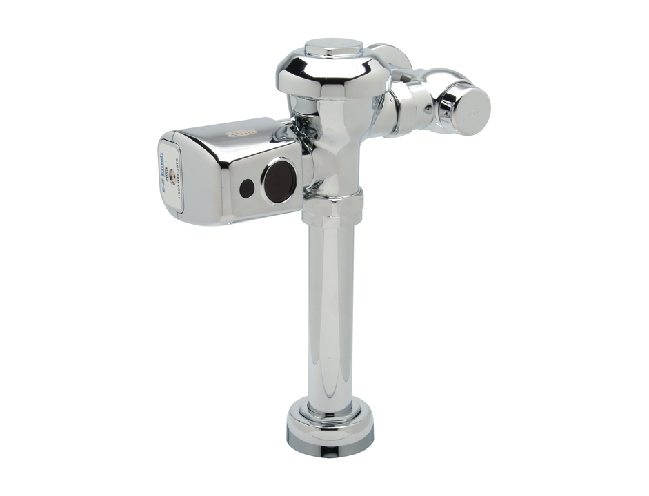 Exposed Sensor Flush Valve - AquaSense® AV
