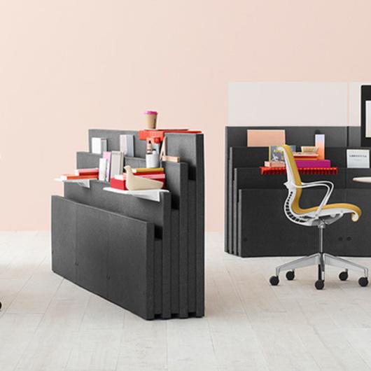 Metaform Portafolio - Sistema de Mobiliario / Herman Miller