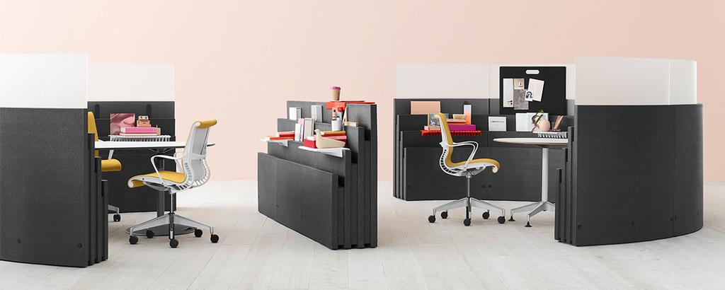 Metaform Portafolio - Sistema de Mobiliario