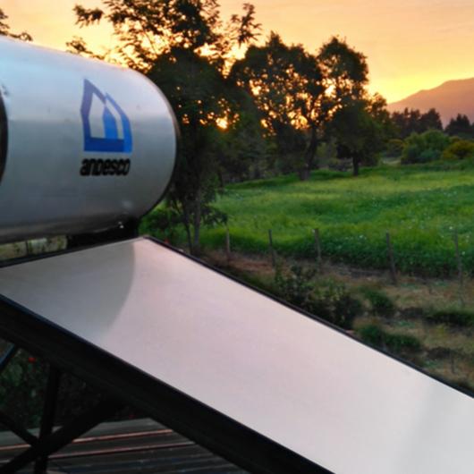 Sistemas Solares Térmicos - Colector Solar Térmico de Placa Plana