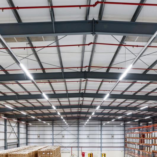 Ceiling Light - TECTON LED Linear / Zumtobel