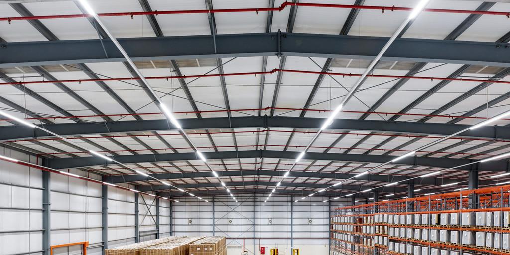 Ceiling Light - TECTON LED Linear