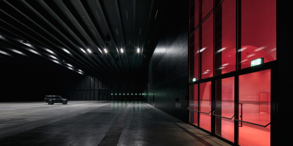 Tecton led linear lighting