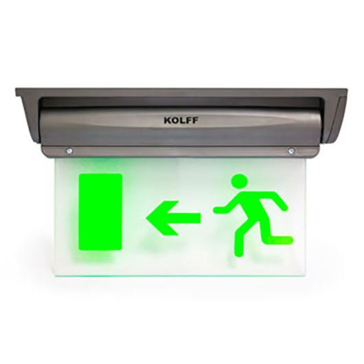 Señalética Iluminada Docce LED / KOLFF
