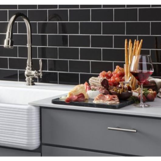 Cómo escoger la grifería y fregadero perfecto para tu baño / Kohler