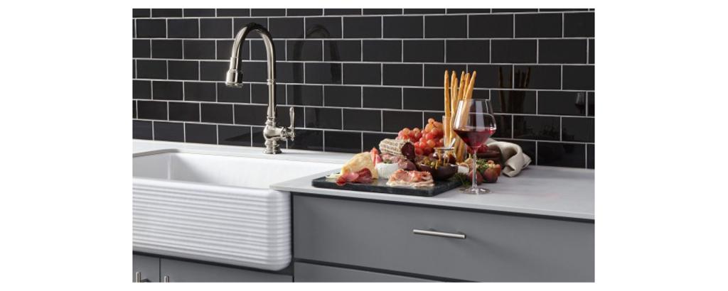 Cómo escoger la grifería y fregadero perfecto para tu baño
