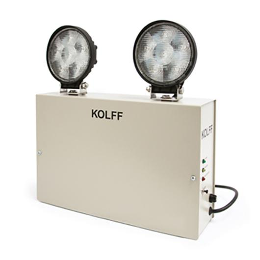 Iluminación de Emergencia ET-2001 LED / KOLFF