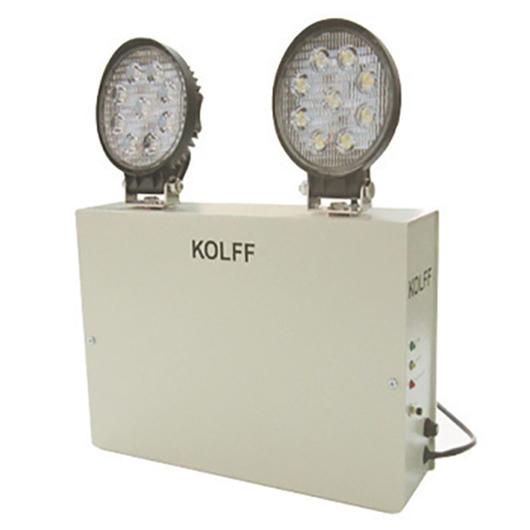 Iluminación de Emergencia KC-2000 LED / KOLFF