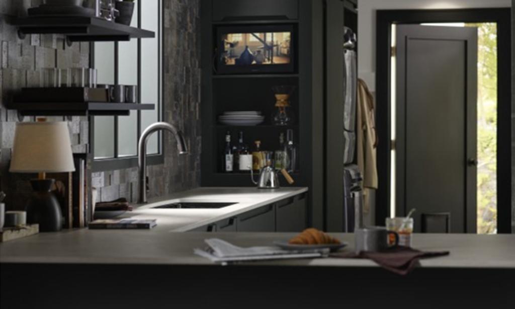 La eficiencia en la cocina empieza con la geometría