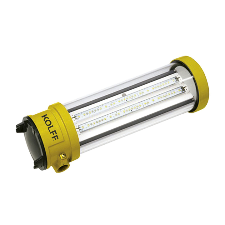 Luminaria Antideflagrante EX-300 - 2LED