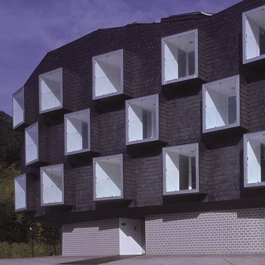 Natural Slate in Housing Projects / Cupa Pizarras