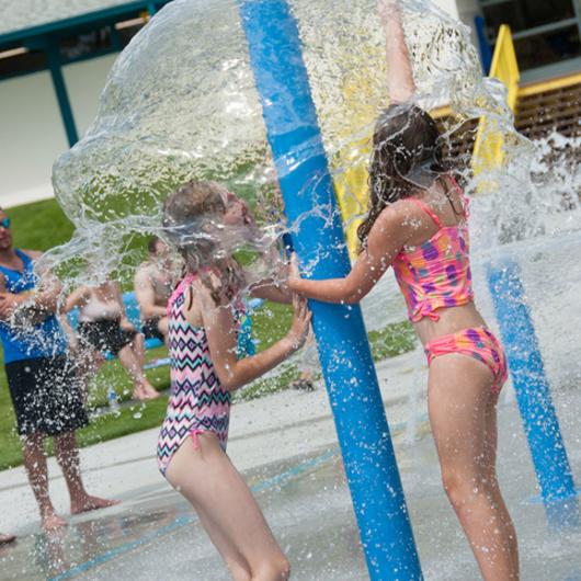 Plazas de Agua Waterplay®