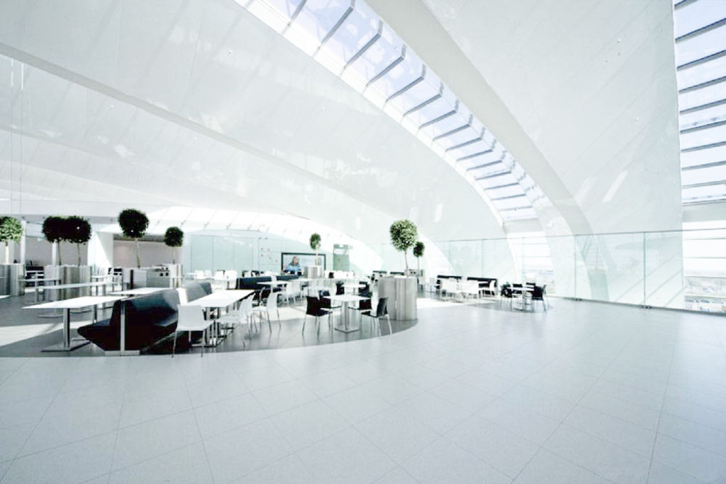 Fiandre Collections in Worldwide Airports